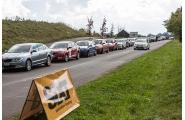 Druhý testovací den ankety Hankook Firemní auto roku 2014 již za tři dny!